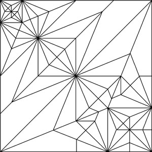 Bat/Crease Pattern