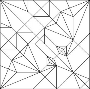 Elephant/Crease Pattern