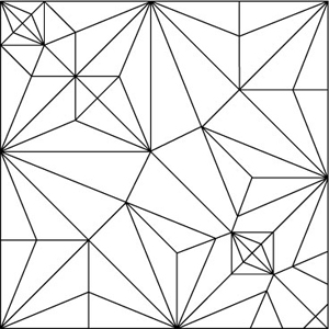 Firefly/Crease Pattern