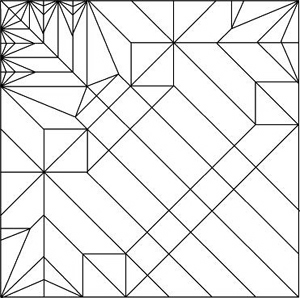 Mouse/Crease Pattern