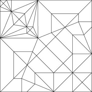 Rabbit/Crease Pattern