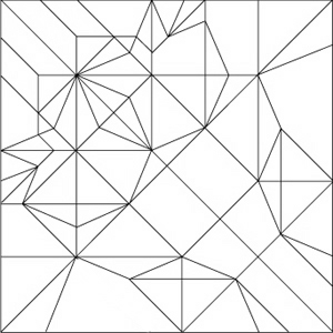 Crease Pattern / Rhinoceros