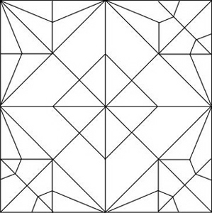 Star/Crease Pattern